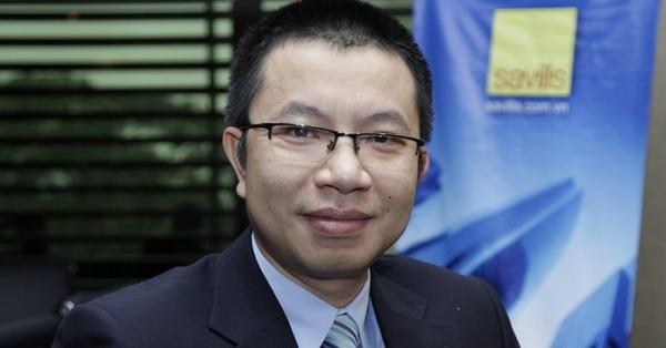 'Ông Trần Như Trung – nguyên Phó Giám đốc Savills Hà Nội.'