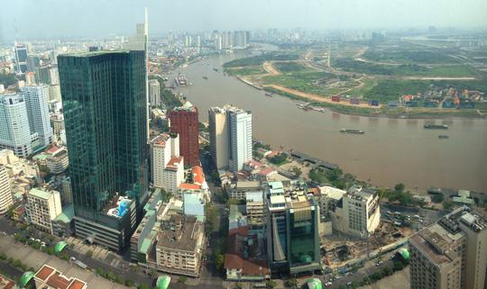 Cận cảnh Phố Đông Sài Gòn sáng 2-9 - Ảnh 3.