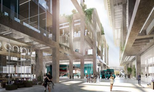 photo 3 1481863645825 Cùng nhìn qua dự án xây dựng khu phức hợp độc đáo tại Los Angeles