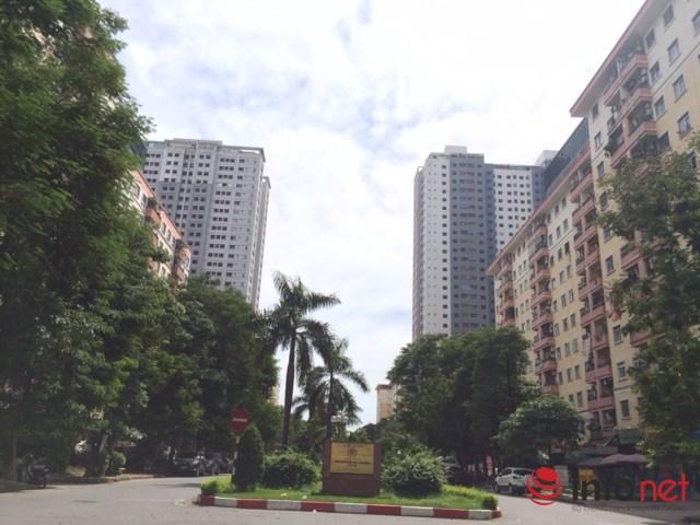 Hà Nội: Nhà cao tầng mọc như nấm, khu đô thị kiểu mẫu Linh Đàm hết thời kiểu mẫu - Ảnh 4.