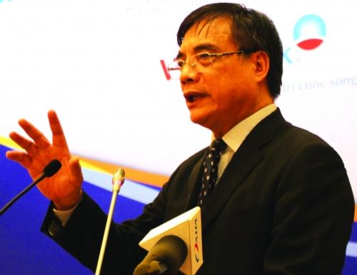 PGS.TS. Trần Đình Thiên