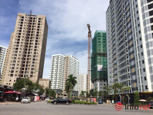 Hà Nội: Nhà cao tầng mọc như nấm, khu đô thị kiểu mẫu Linh Đàm hết thời kiểu mẫu - Ảnh 5.