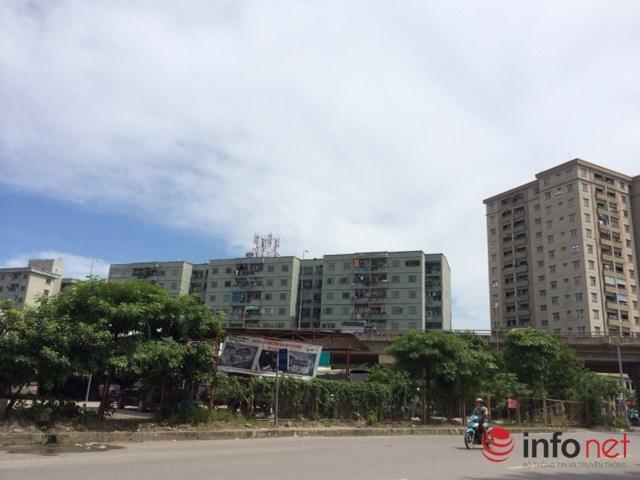 Hà Nội: Nhà cao tầng mọc như nấm, khu đô thị kiểu mẫu Linh Đàm hết thời kiểu mẫu - Ảnh 6.