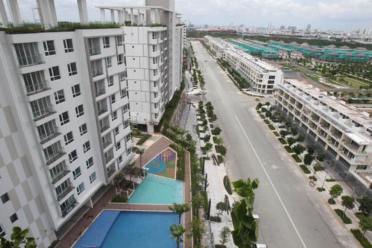 Cận cảnh Phố Đông Sài Gòn sáng 2-9 - Ảnh 6.
