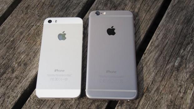 Cùng tầm giá iPhone 5s chính hãng, người dùng đã có thể mua iPhone 6 xách tay cũ
