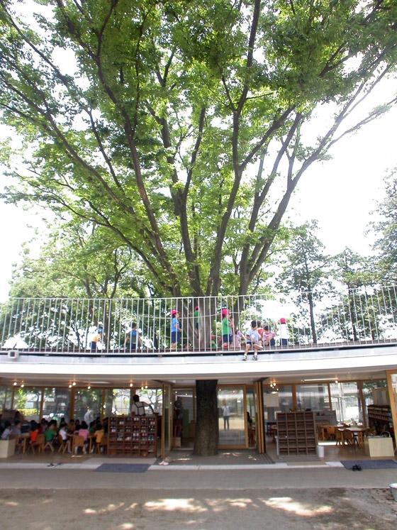 Trường Fuji dạy học theo phương pháp có tên Montessori, động viên học sinh tương tác với môi trường xung quanh.