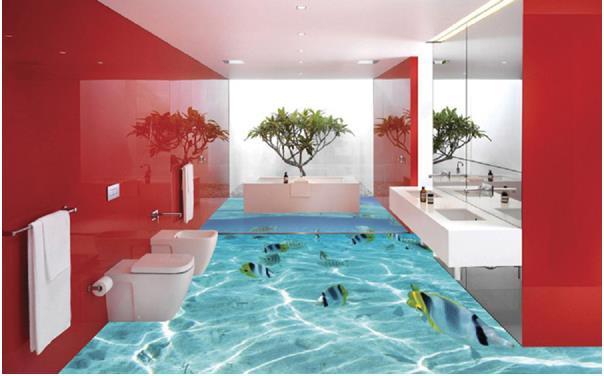Ngoài cây xanh, phòng tắm với cả một đại dương bao la cũng sẽ là là một lựa chọn lý tưởng trong tương lai.