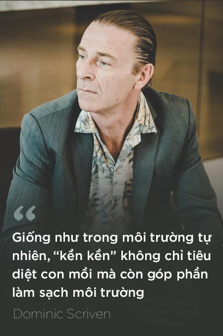 """Chủ tịch Dragon Capital: """"Sau 20 năm đầu tư ở Việt Nam, tôi già đi nhiều, khôn lên tí, học thêm nhiều bài học"""" - Ảnh 4."""