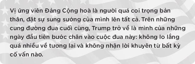 Donald Trump - Người chiến thắng bằng trái tim chân thành - Ảnh 1.