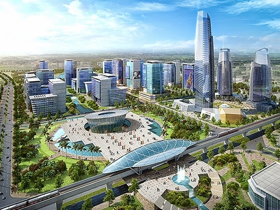 """Daewoo xây khu đô thị """"kiểu Hàn"""" 2,2 tỷ USD tại Hà Nội"""