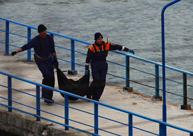 Lực lượng cứu hộ Nga tại Sochi. Ảnh: Sputnik