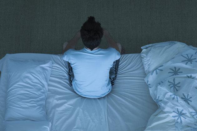 Làm sao để ngủ lại khi bị thức giấc.