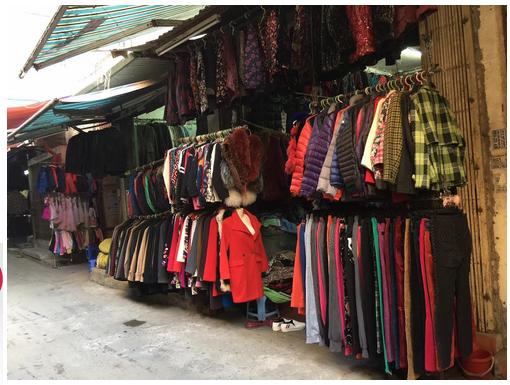 Hàng thùng loại siêu cao cấp thường được mua bán trao tay chứ không xuất hiện tại chợ