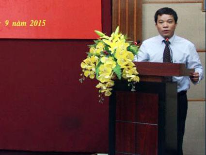 Ông Nguyễn Văn Hải, Phó tổng giám đốc VNPT Vinaphone, người vừa xin từ chức.