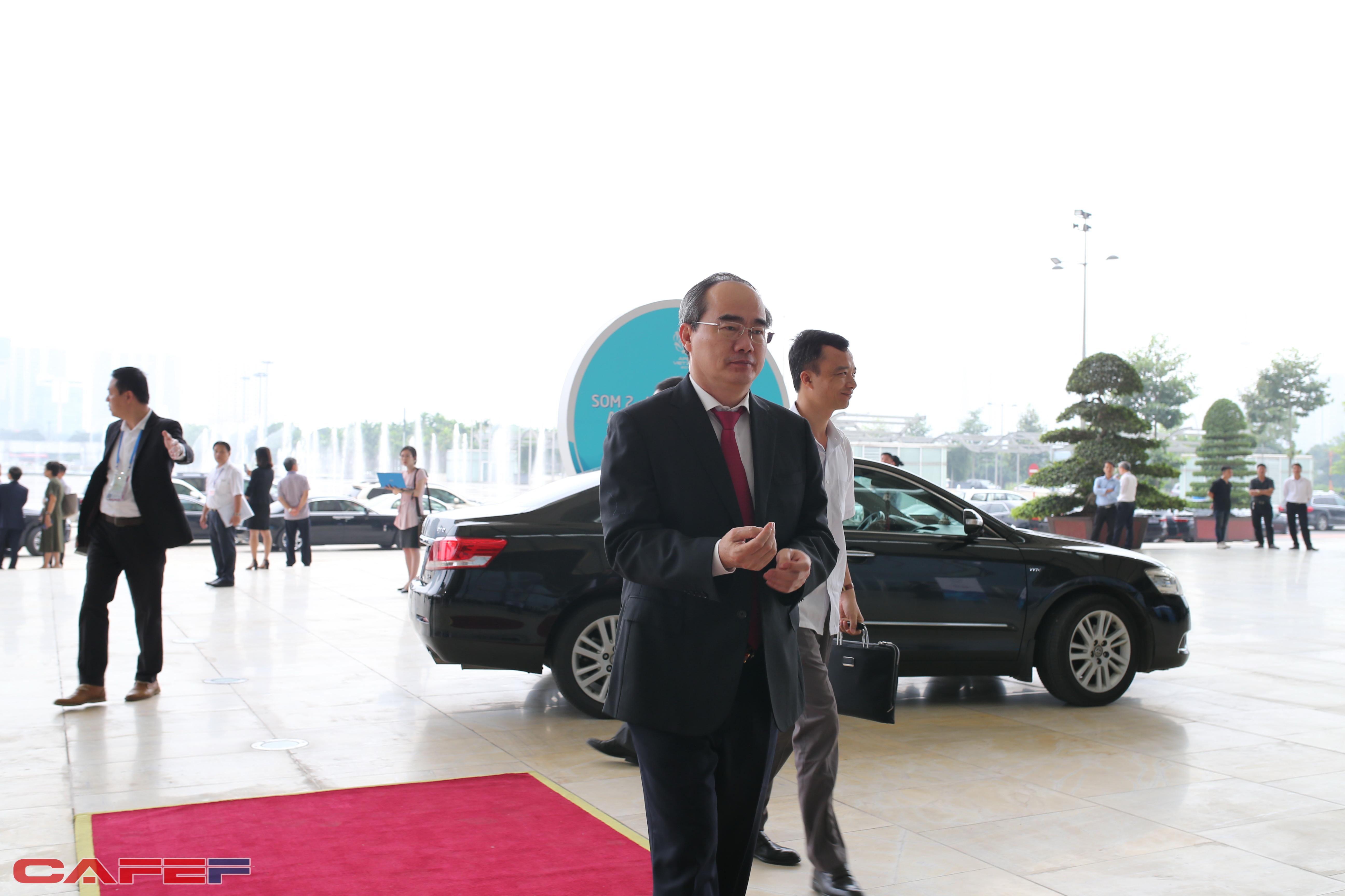 Bí thư Thành ủy Tp.HCM Nguyễn Thiện Nhân