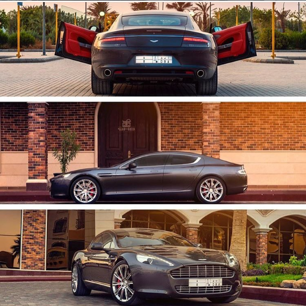 Đây chỉ là một phần nhỏ trong bộ sưu tập siêu xe mà các thành viên Hội con nhà giàu Ả Rập Saudi chia sẻ trên tài khoản mạng xã hội của họ.