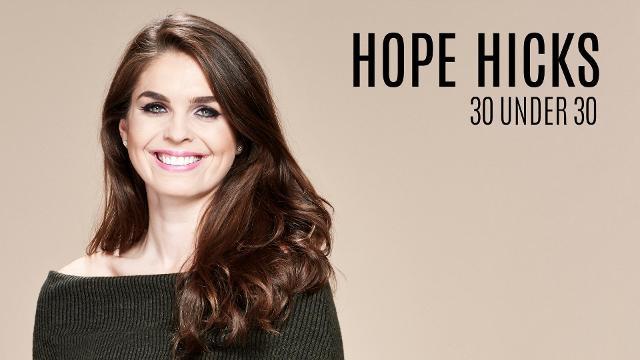 Điều gì đã làm nên thành công của nữ giám đốc truyền thông Hope Hicks, cánh tay phải đắc lực của Donald Trump