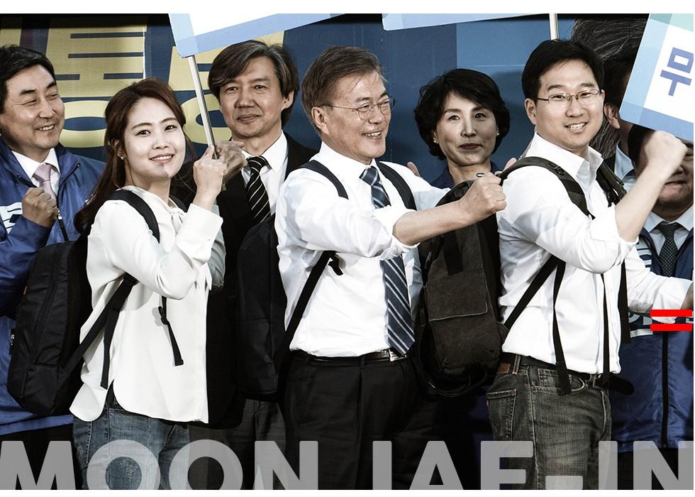 Tổng thống Hàn Quốc Moon Jae-in: Từ mái nhà xiêu vẹo cho người tị nạn tới Nhà Xanh danh giá, tuyên chiến với chaebol - Ảnh 11.