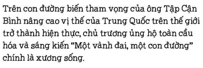 Tập Cận Bình – Người tô màu cho Giấc mộng Trung Hoa - Ảnh 1.