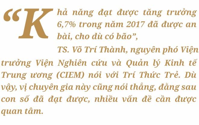 TS. Võ Trí Thành: Theo thang điểm 10, chất lượng tăng trưởng năm nay đạt được 6! - Ảnh 1.
