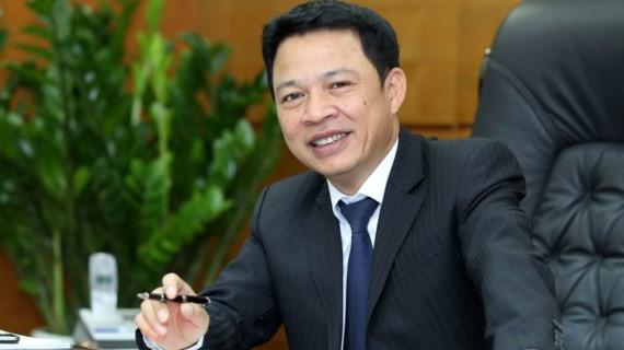 Ông Phạm Doãn Sơn, Phó chủ tịch thường trực HĐQT kiêm Tổng giám đốc LienVietPostBank