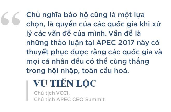 Chủ tịch APEC CEO Summit 2017: Việt Nam đã có thể tư duy cùng một đẳng cấp với toàn cầu! - Ảnh 11.