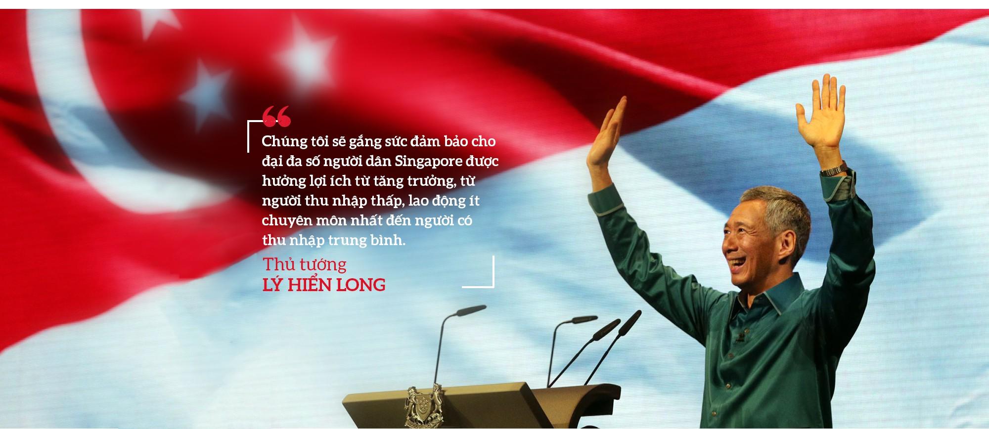Thủ tướng Lý Hiển Long: Người đưa Singapore vượt khủng hoảng tới thịnh vượng với định hướng toàn cầu hóa - Ảnh 11.