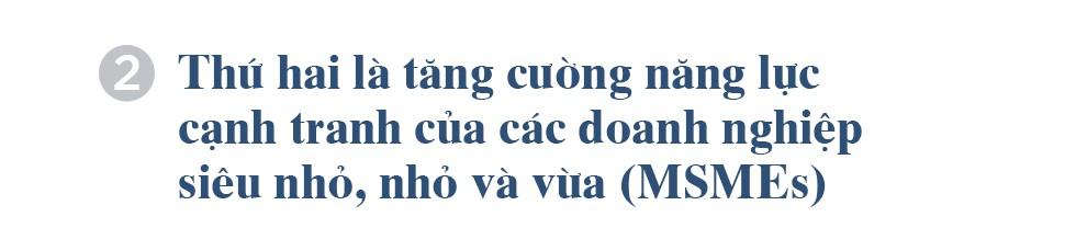 Chủ tịch APEC CEO Summit 2017: Việt Nam đã có thể tư duy cùng một đẳng cấp với toàn cầu! - Ảnh 12.