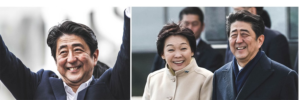 """Thủ tướng Shinzo Abe: """"Siêu nhân"""" của chính trường Nhật Bản, người đứng lên từ chính nơi vấp ngã - Ảnh 12."""