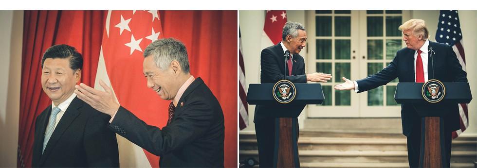 Thủ tướng Lý Hiển Long: Người đưa Singapore vượt khủng hoảng tới thịnh vượng với định hướng toàn cầu hóa - Ảnh 12.