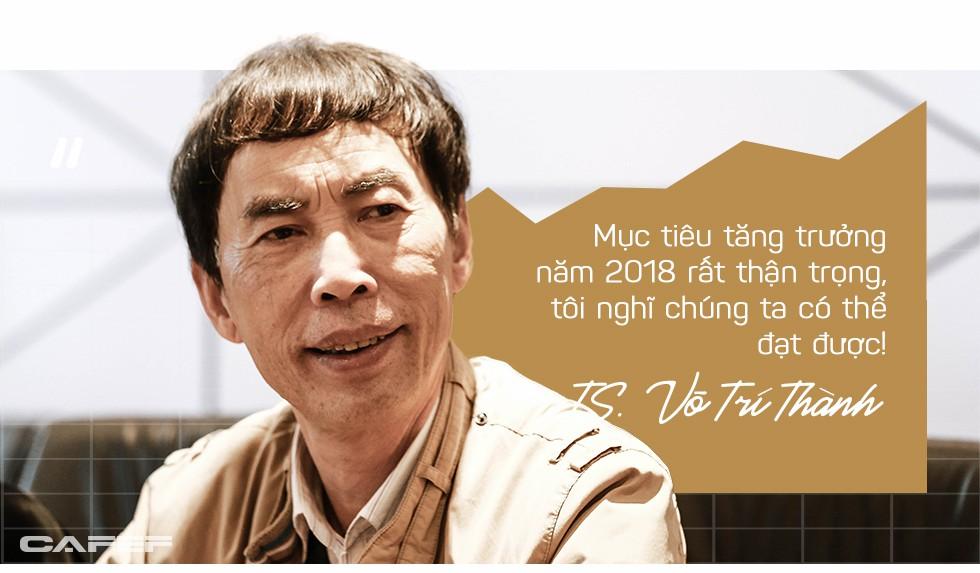 TS. Võ Trí Thành: Theo thang điểm 10, chất lượng tăng trưởng năm nay đạt được 6! - Ảnh 15.