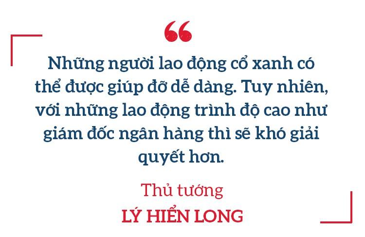 Thủ tướng Lý Hiển Long: Người đưa Singapore vượt khủng hoảng tới thịnh vượng với định hướng toàn cầu hóa - Ảnh 15.