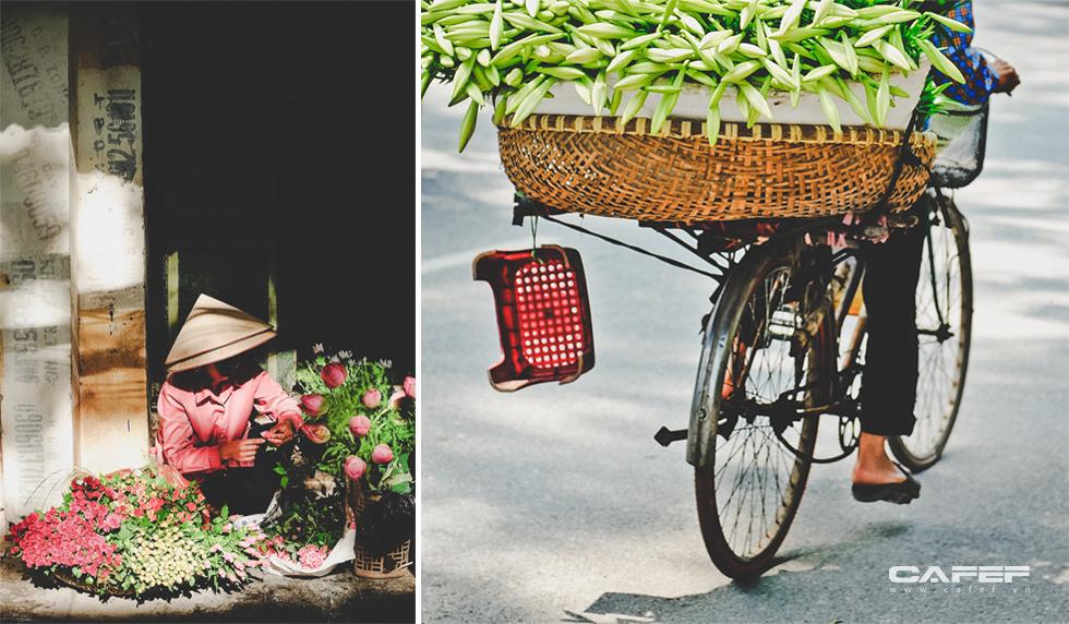 Chẳng phải tự nhiên người ta yêu Hà Nội đến thế, đẹp lạ lùng từ cảnh sắc đến con người như này đây - Ảnh 11.