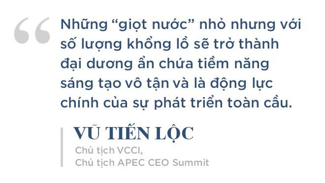Chủ tịch APEC CEO Summit 2017: Việt Nam đã có thể tư duy cùng một đẳng cấp với toàn cầu! - Ảnh 14.