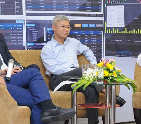 Ông Đào Phúc Tường, Giám đốc Quỹ đầu tư Vietnam Alpha Fund