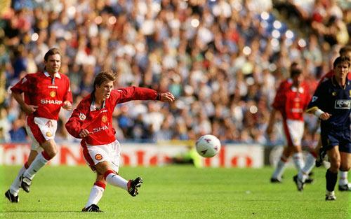 Bàn thắng để đời của Beckham năm 1996