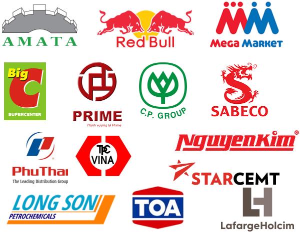 Bộ sưu tập đồ sộ các doanh nghiệp lớn do doanh nghiệp Thái Lan đầu tư/mua lại tại Việt Nam
