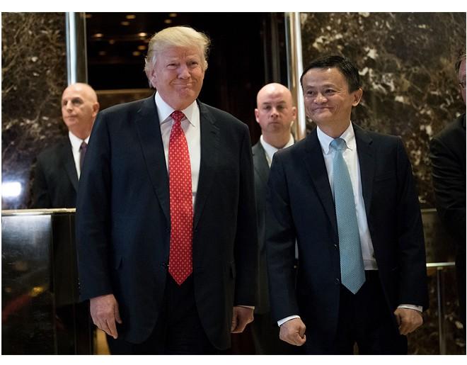 Cái bắt tay chấn động địa cầu và mối lương duyên kỳ lạ giữa cậu bé 6 tuổi Jack Ma với đế chế 470 tỷ Alibaba - Ảnh 17.