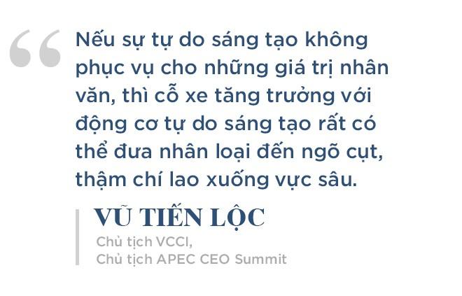 Chủ tịch APEC CEO Summit 2017: Việt Nam đã có thể tư duy cùng một đẳng cấp với toàn cầu! - Ảnh 16.