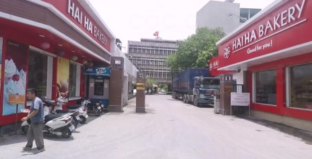 Nhà máy của Hải Hà tại 25 Trương Định Hà Nội
