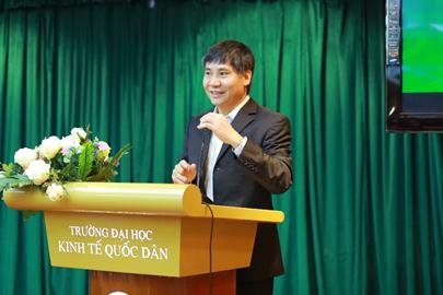 PGS.TS Đặng Ngọc Đức - Viện trưởng Viện Ngân hàng - Tài chính
