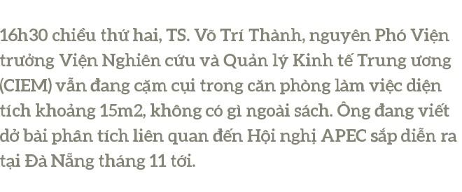 """Bước tiến dài của Việt Nam, từ """"lính mới"""" đến """"người ứng xử"""" giữa những va đập của toàn cầu hóa - Ảnh 1."""