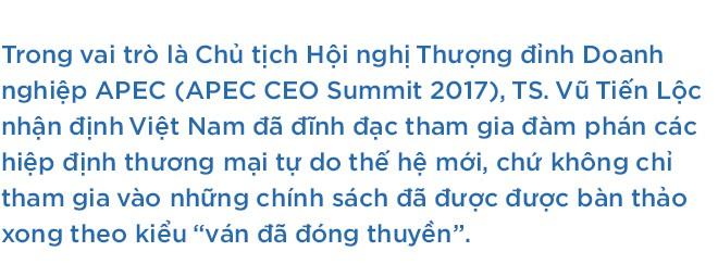 Chủ tịch APEC CEO Summit 2017: Việt Nam đã có thể tư duy cùng một đẳng cấp với toàn cầu! - Ảnh 1.