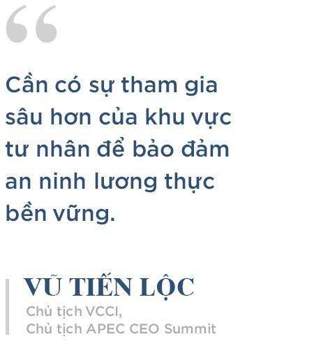 Chủ tịch APEC CEO Summit 2017: Việt Nam đã có thể tư duy cùng một đẳng cấp với toàn cầu! - Ảnh 20.