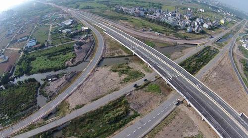 Giai đoạn 1 sẽ làm 713km đường cao tốc Bắc - Nam.