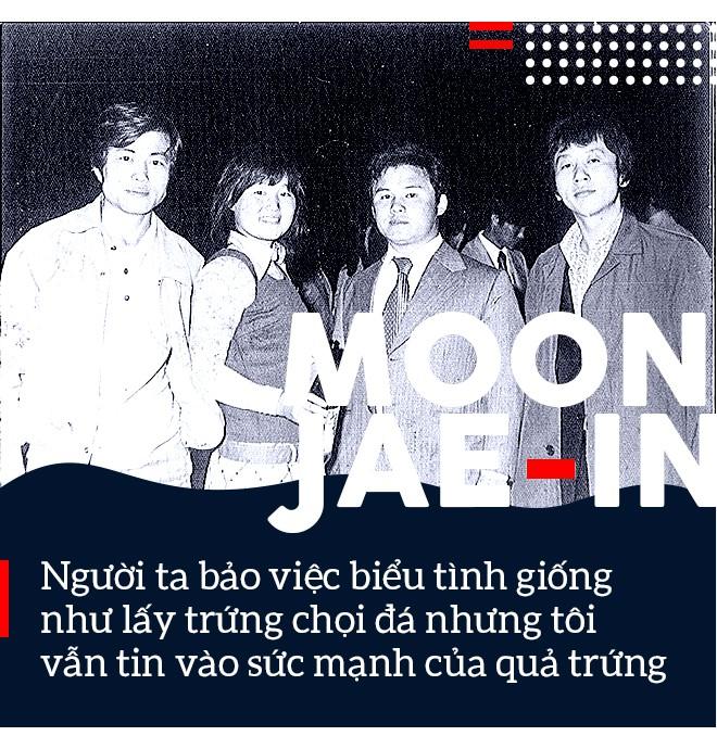 Tổng thống Hàn Quốc Moon Jae-in: Từ mái nhà xiêu vẹo cho người tị nạn tới Nhà Xanh danh giá, tuyên chiến với chaebol - Ảnh 3.