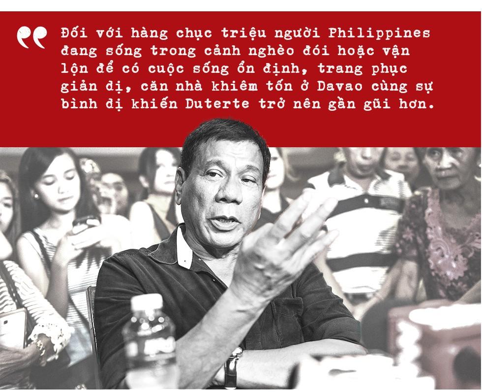 Tổng thống Rodrigo Duterte: Lên đỉnh danh vọng nhờ bàn tay sắt, niềm hy vọng của dân nghèo Philippines - Ảnh 2.