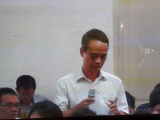 Phiên tòa chiều 7/9: Năm 2011, NHNN đã xử lý 1 số cá nhân tại DongABank, HDBank,... liên quan đến việc chi vượt trần - Ảnh 1.