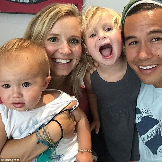 Gia đình nhỏ của Jessica Gee
