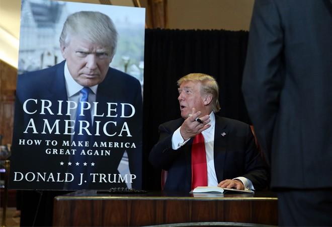 Tổng thống Donald Trump, Nước Mỹ trước tiên và APEC 2017 - Ảnh 6.